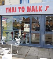 Thai to walk