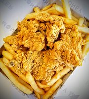Honey Monster Gourmet Crispy Chicken