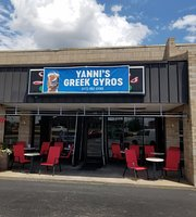 Yanni's Greek Gyros