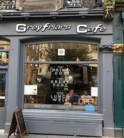Greyfriars Cafe