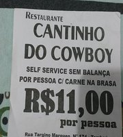 Cantinho do Cowboy