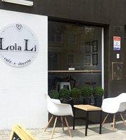 Lola Li Café e Doceria