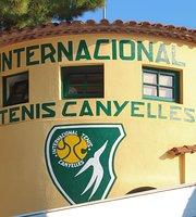 Restaurant Tennis Canyelles