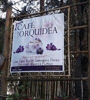 Cafe Com Orquidea