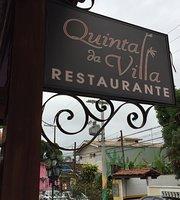 Quintal da Villa Restaurante Ubatuba