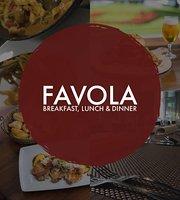 Favola Breakfast, Lunch & Dinner