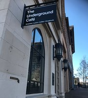 The Underground Cafe With DoughP Doughnuts