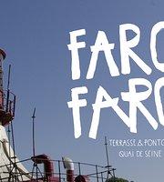 FARO FARO - Terrasse et Ponton