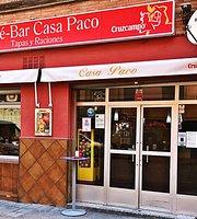Bar Paco