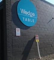 The Wedge Table