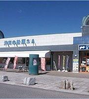 Anabukiya Tsuda no Matsubara Service Area Inbound Udon Corner
