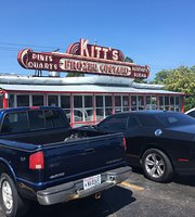 Kitt's Frozen Custard Drive-in