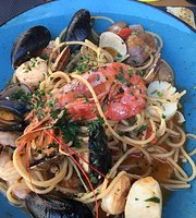 Bacio Italian City Food