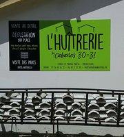 L'Huîtrerie by Cabane 30-31