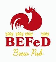 BEFeD Brew Pub ANTEGNATE