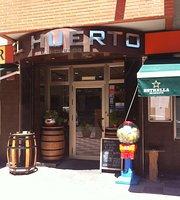 Restaurante EL Huerto de Juan Carlos I