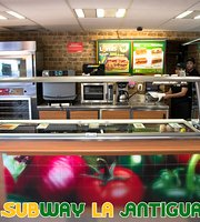 Subway La Antigua