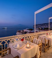 ‪Vesuvio Roof Restaurant Sorrento‬