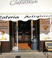 Gelateria Mama's ice cream Favignana