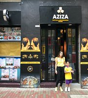 AZIZA Egyptian restaurant
