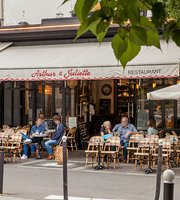 Cafe Arthur et Juliette