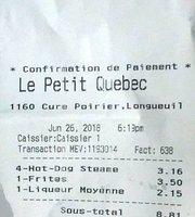 Le Petit Quebec