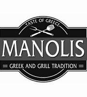 Manolis Restaurant Lindos