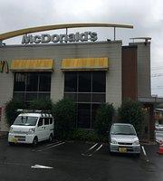 マクドナルド 岡山久世店
