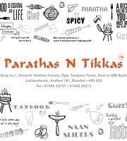 Parathas N Tikkas