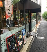 TULLY'S COFFEE竹橋店