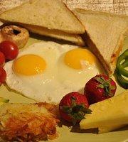 Papa's Organic Cafe Food