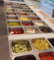Jungle Salad Bar