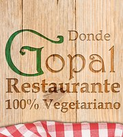 Donde Gopal Restaurante Vegetariano
