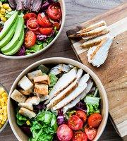 Gruner Max - Wrap & Salatbar