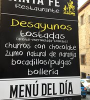 Bar-Restaurante Santa Fe