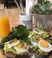 Cafe de Finca Lisboa