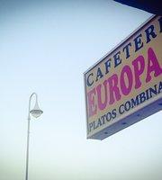 Cafetería Europa 2