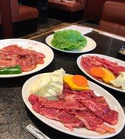 Yakiniku (Grilled meat) ・ Korean Cold Noodles Meigetsukan Hirakata