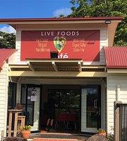 Live Foods Cafe & Restaurant