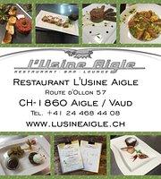 Restaurant L'Usine Aigle