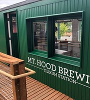 Mt. Hood Brewing Co. Tilikum Station