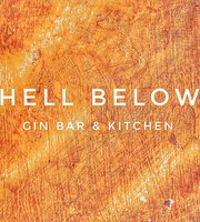 ‪Hell Below - Vegan & Gin Bar‬