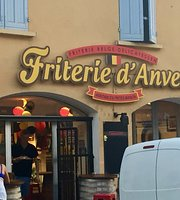 Friterie d'Anvers