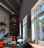 The Fire Roasted Coffee Co. - Wortley Cafe