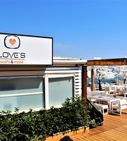 Love's Sushi & More