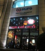 Highlands Coffee Pacific