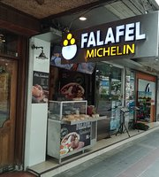 Falafel Michelin Bangkok