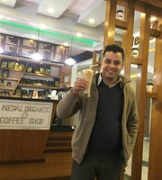 Nepal Organic Coffee Shop