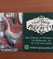 Trattoria Piazzetta a.Persiceto