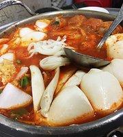 Hometown Kimchi Stew